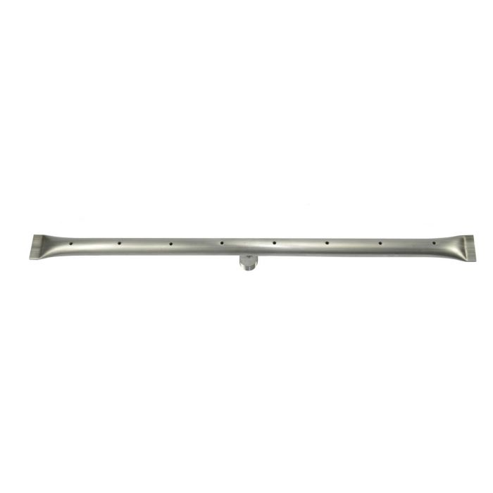 The Outdoor Plus OPT-16x Stainless Steel Linear T-Shaped Gas Fire Pit Burner