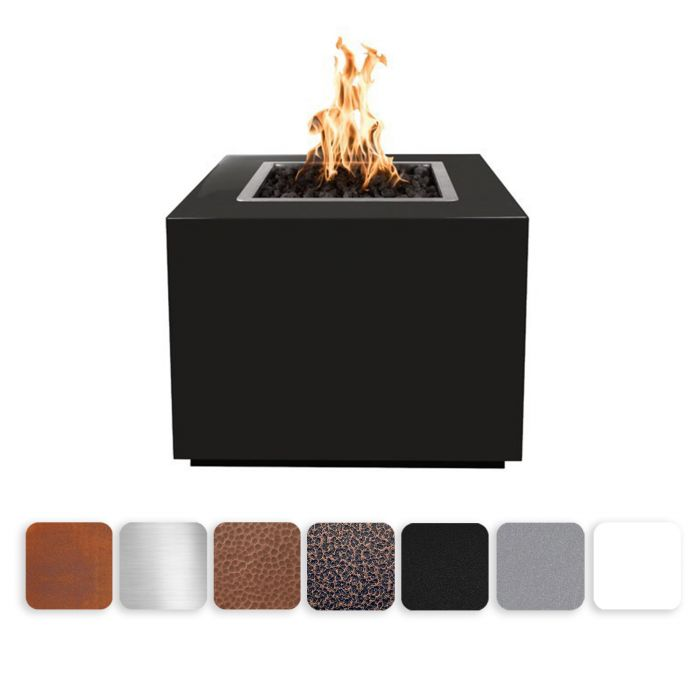 TOP Fires by The Outdoor Plus OPT-60SQxx Forma Fire Pit