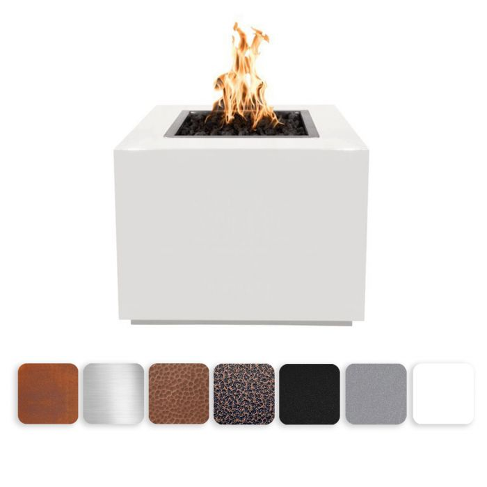 TOP Fires by The Outdoor Plus OPT-42SQxx Forma Fire Pit