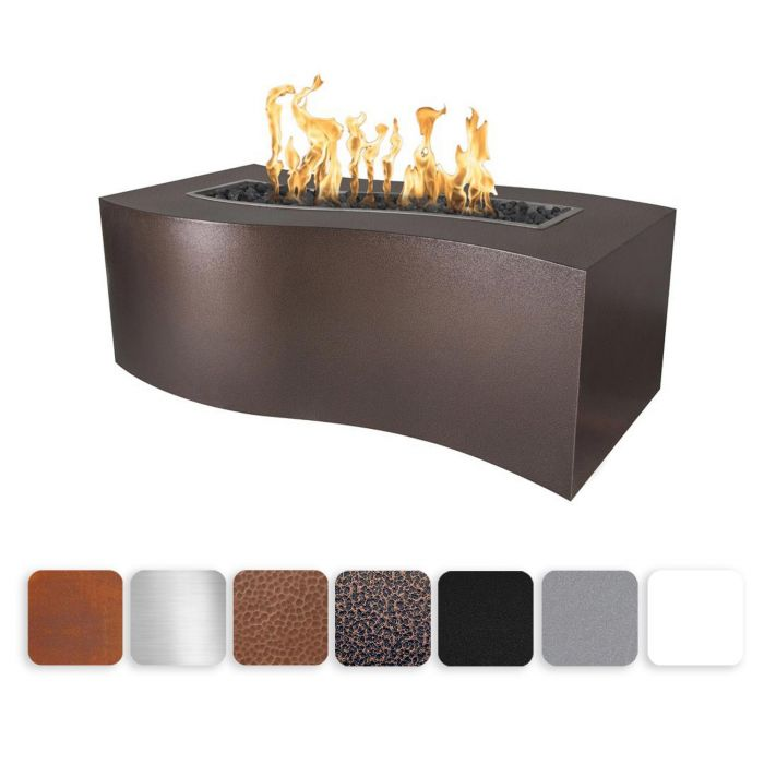 TOP Fires by The Outdoor Plus OPT-BLWxx60 Billow Fire Pit