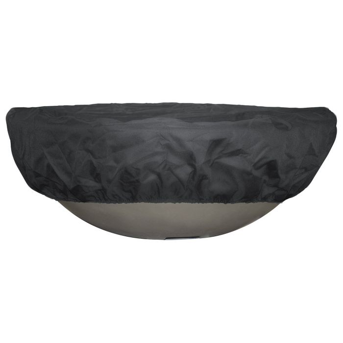 The Outdoor Plus OPT-CVR-48R Canvas Round Fire Pit Cover, 48-Inch