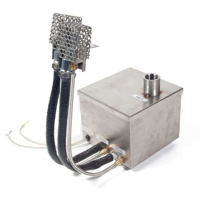 Warming Trends P24VIKSC-NG Premium Electronic Ignition System, Standard Capacity, Natural Gas