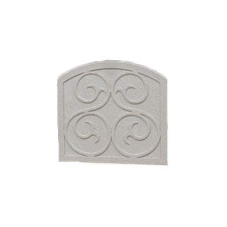 American Fyre Designs Fireplace Protector Plate for AFD Fireplaces