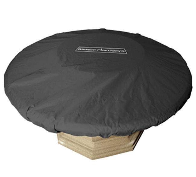 American Fyre Designs 8131A Round Nylon Cover for 625, 626, 770, 775, 675, 676 and 744 Fire Tables