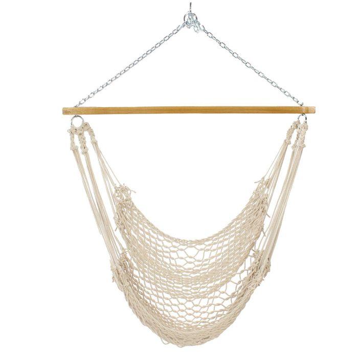 Pawleys Island Cotton Rope Swing, Single