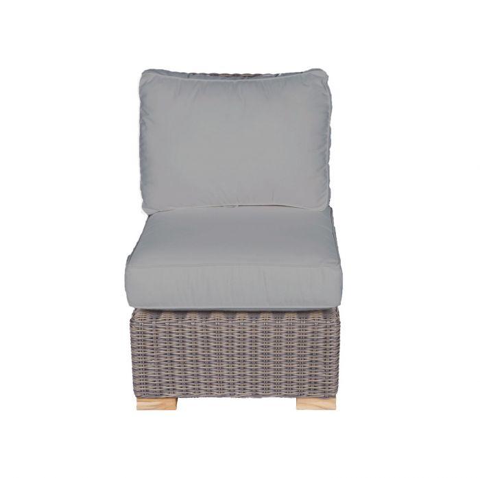 Royal Teak Collection SBIN Sanibel Teak Sectional Couch Insert