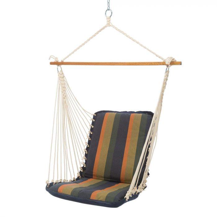Pawleys Island SGN05 Cushioned Single Swing, Gateway Aspen