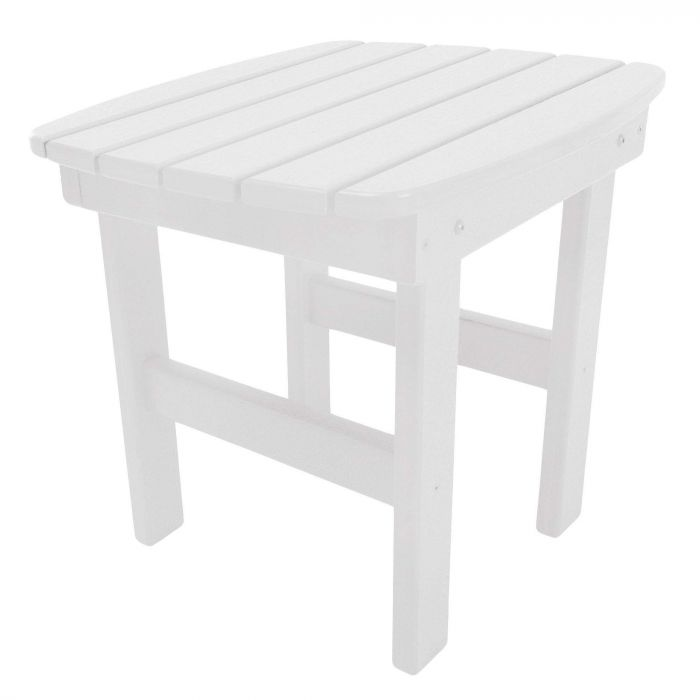 Pawleys Island ST1WH Side Table, White