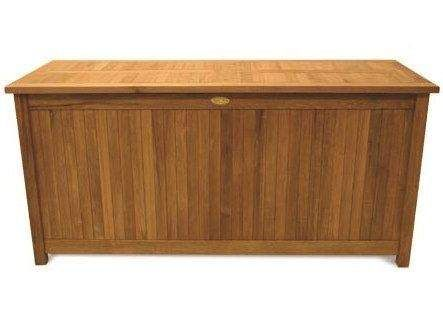 Royal Teak Collection STBX Teak Storage Box