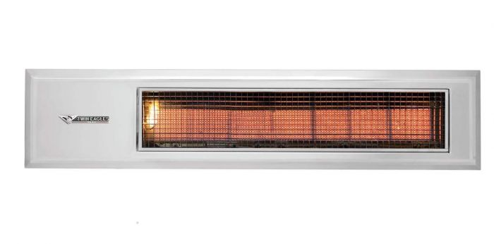 Twin Eagles TEGH48-B Gas Infrared Heater, 48 Inch