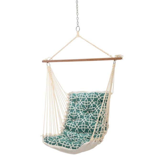 Hatteras Hammocks Tufted Single Swing