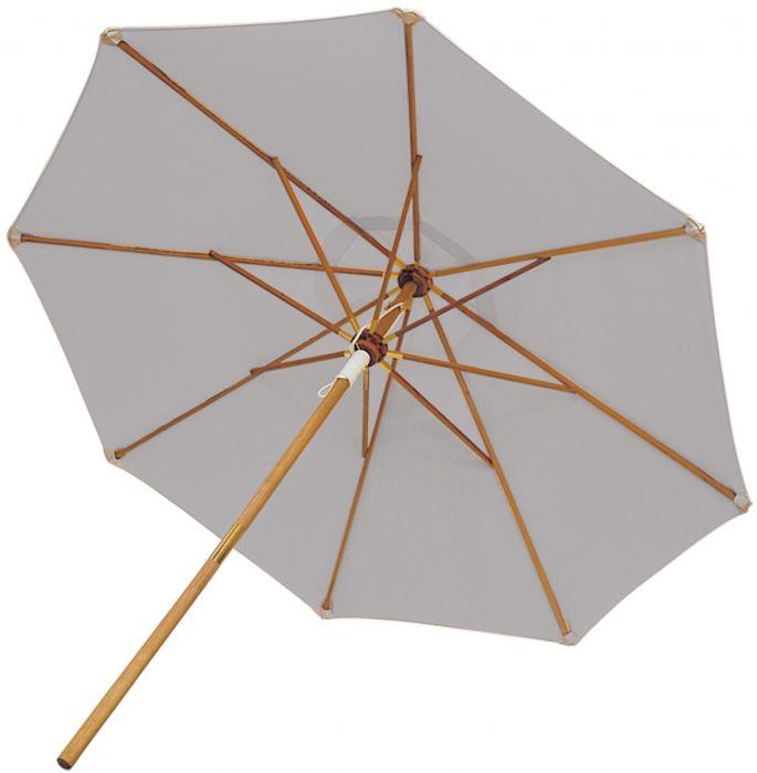 Royal Teak Collection UMB 10-Foot Deluxe Umbrella