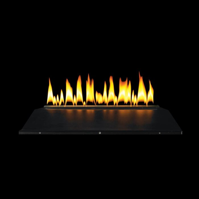 White Mountain Hearth VFxU Loft Series Ventless Double Sided Burner, 24-Inches