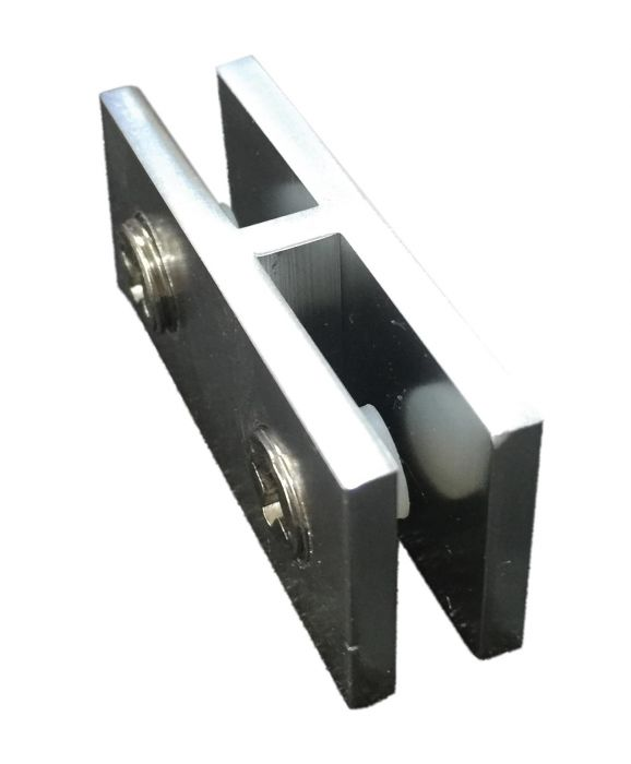 Hearth Products Controls WG-SC Replacement Chrome Straight Clip for Long Wind Guards