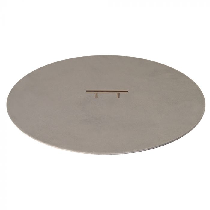 Warming Trends Aluminum Square Fire Pit Cover, 26-Inch
