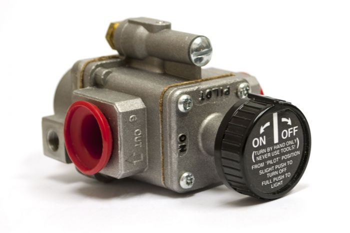 HPC Safety Pilot Replacement Valve, High Capacity