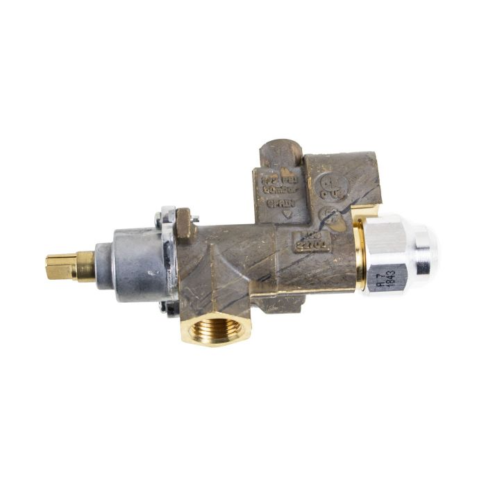 HPC Low-Profile Safety Pilot Valve Replacement