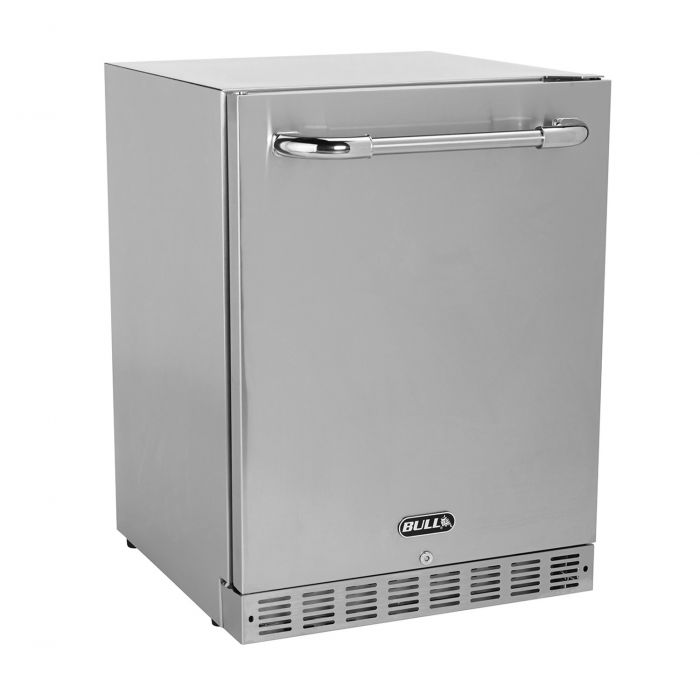 Bull BG-13700 Series II Premium Outdoor Refrigerator, 5.6 Cubic Feet