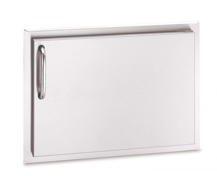 American Outdoor Grill Single Storage Door, 14x20 Inch - Door Hinge Right