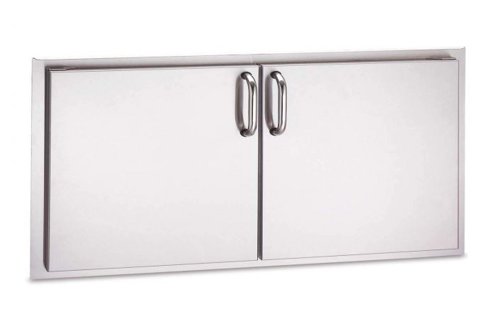 American Outdoor Grill Double Door, 16x39 Inch