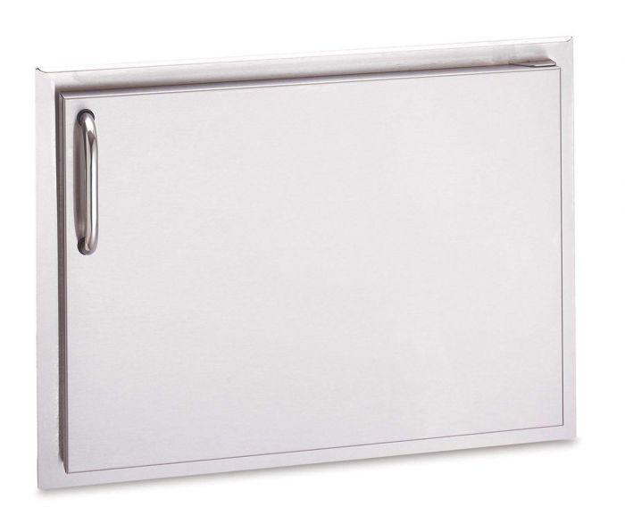 American Outdoor Grill Single Storage Door, 17x24 Inch - Door Hinge Right