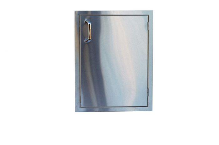 The Outdoor GreatRoom Company 17SNGL Single Access Door, 24x17-Inch
