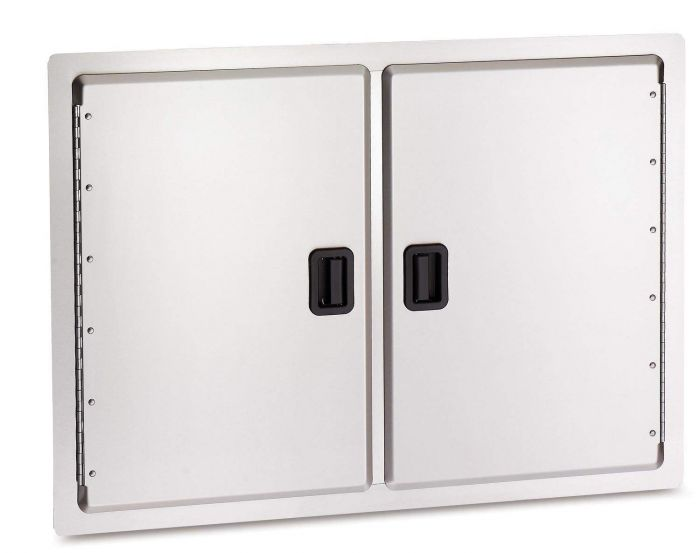 American Outdoor Grill Double Access Doors, 20x30 Inch