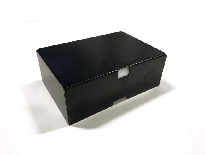 Acumen Fireplace Receiver Box Heat Shield