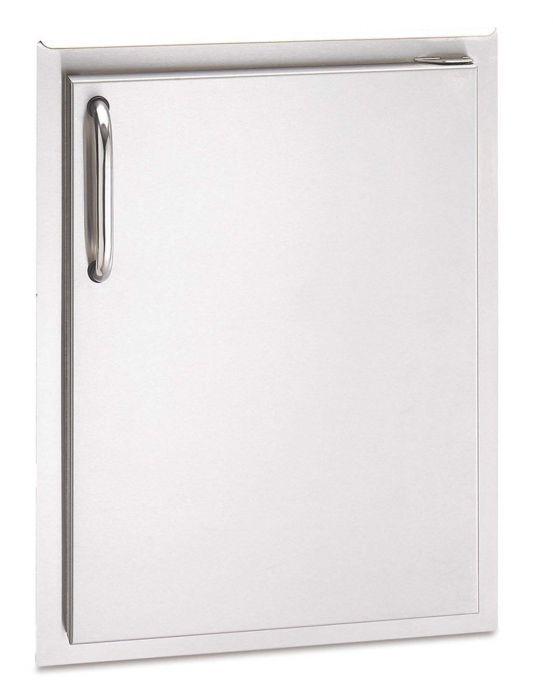 American Outdoor Grill Single Storage Door, 24x17 Inch - Door Hinge Right