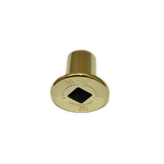 HPC 306L Polished Brass Flange