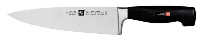 Zwilling J.A. Henckels Four Star 8-Inch Chef's Knife