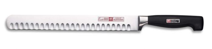 Zwilling J.A. Henckels Four Star 10-Inch Hollow Edge Slicing Knife