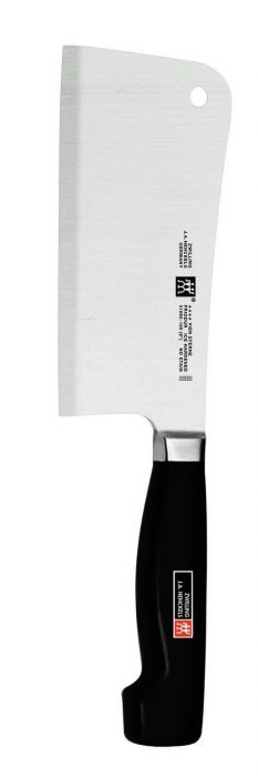 Zwilling J.A. Henckels Four Star 6-Inch Meat Cleaver