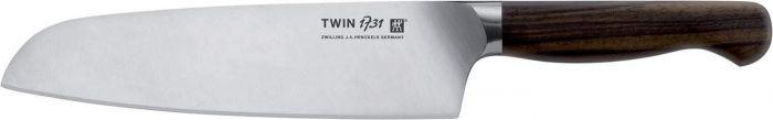 Zwilling J.A. Henckels Twin 1731 7-Inch Santoku Knife