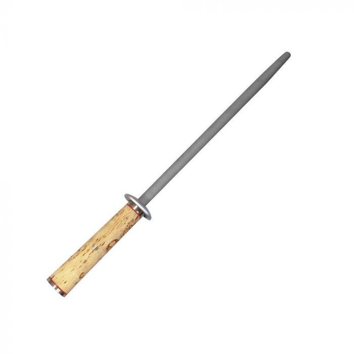 Miyabi Birchwood SG2 9-Inch Sharpening Steel