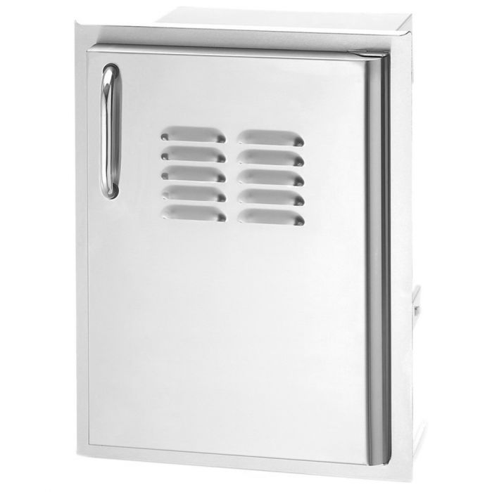 Fire Magic Select Single Door with Tank Tray, Right Hinge