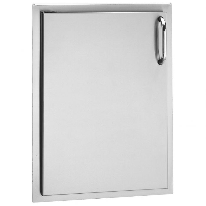 Fire Magic Select Single Access Door, 21x14.5 Inch, Right Hinge