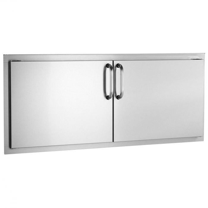 Fire Magic Select Double Access Doors, 16x39 Inch
