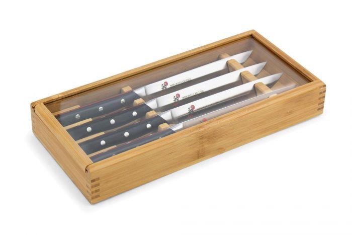 Miyabi 600S 4-pc Steak Knife Set