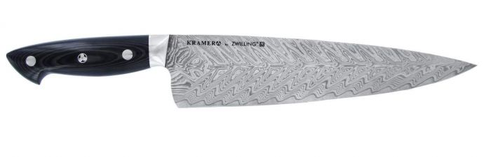Zwilling J.A. Henckels Bob Kramer Stainless Damascus 10-Inch Chef's Knife