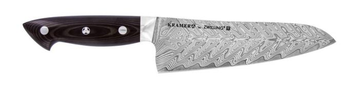 Zwilling J.A. Henckels Bob Kramer Stainless Damascus 7-Inch Santoku Knife