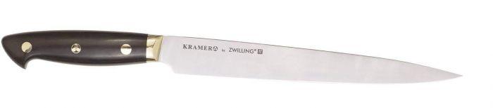 Zwilling J.A. Henckels Bob Kramer Carbon Steel 9-Inch Carving Knife