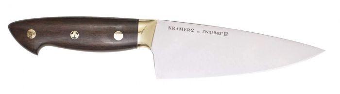 Zwilling J.A. Henckels Bob Kramer Carbon Steel 6-Inch Chef's Knife