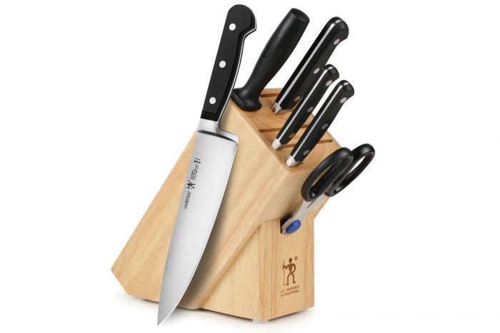 Henckels International Classic 7-piece Knife Block Set