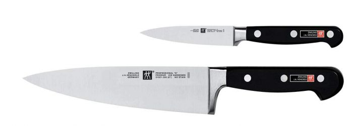 Zwilling J.A. Henckels Professional S 2-pc Chef's Set