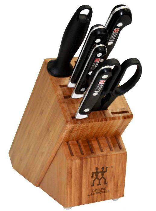 Zwilling J.A. Henckels Professional S 7-pc Knife Block Set