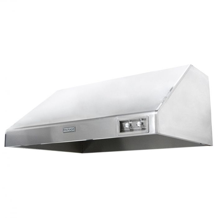Fire Magic Vent Hood with Fan, 60 Inch