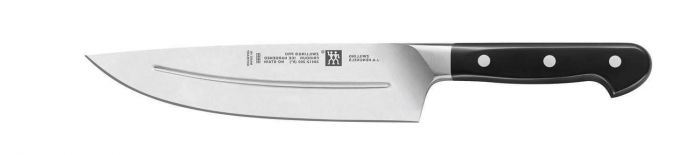 Zwilling J.A. Henckels Pro 8-Inch Smart/Ridged Chef Knife