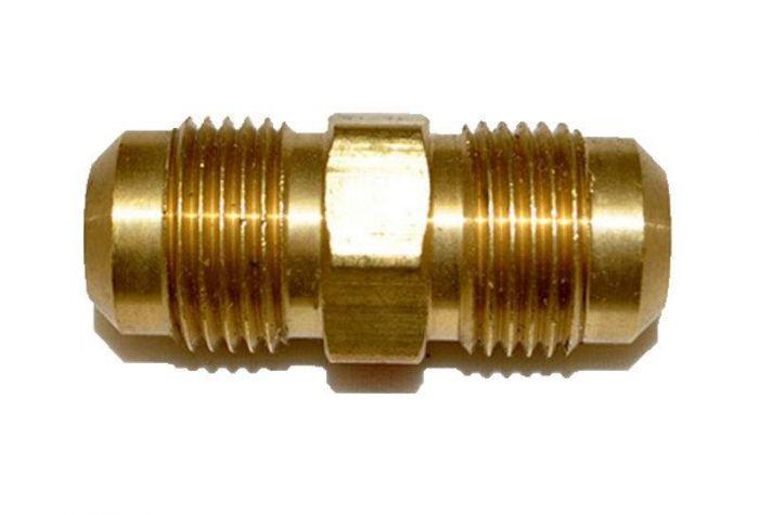 HPC Full Union Brass Fitting, 1/2-Inch Tube