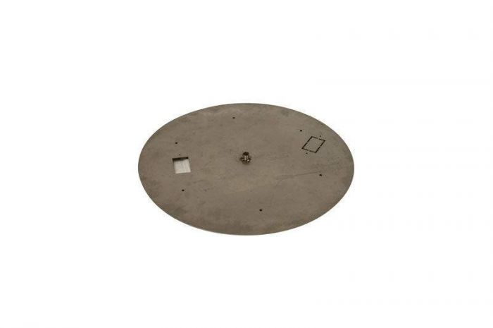 Hearth Products Controls Fire Pit Burner Pans, Flat Round